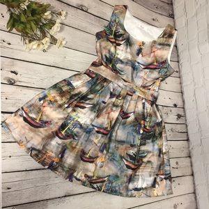 East Coast Themed Dress
